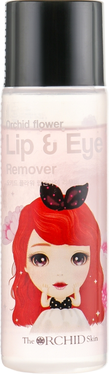 Средство для снятия макияжа с губ и глаз - The Orchid Skin Orchid Flower Lip and Eye Remover