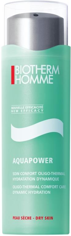 Уход для нормальной кожи лица - Biotherm Homme Aquapower Normal Skin Moisturizing Spa Care