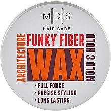 """Духи, Парфюмерия, косметика Воск для укладки """"Волосы дыбом"""" - Mades Cosmetics Funky Fiber Wax"""