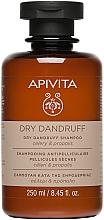 Духи, Парфюмерия, косметика Шампунь от перхоти для сухих волос с сельдереем и прополисом - Apivita Shampoo For Dry Dandruff With Celery Propolis