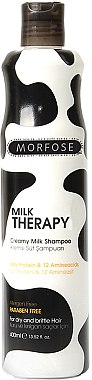 Шампунь для волос - Morfose Milk Therapy Hair Shampoo