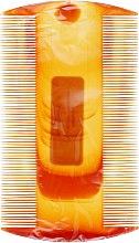 Духи, Парфюмерия, косметика Гребешок карманный, коричневый - Sibel Dust Comb Tortoise