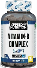 Духи, Парфюмерия, косметика Комплекс витаминов B - Applied Nutrition Vitamin B Complex