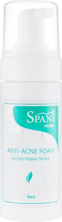 Антиугревая пенка очищающая - Spani Anti-Acne Foam