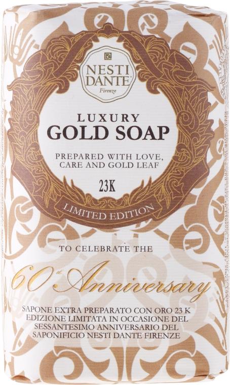 """Мыло """"Золотое"""" - Nesti Dante Gold Soap"""