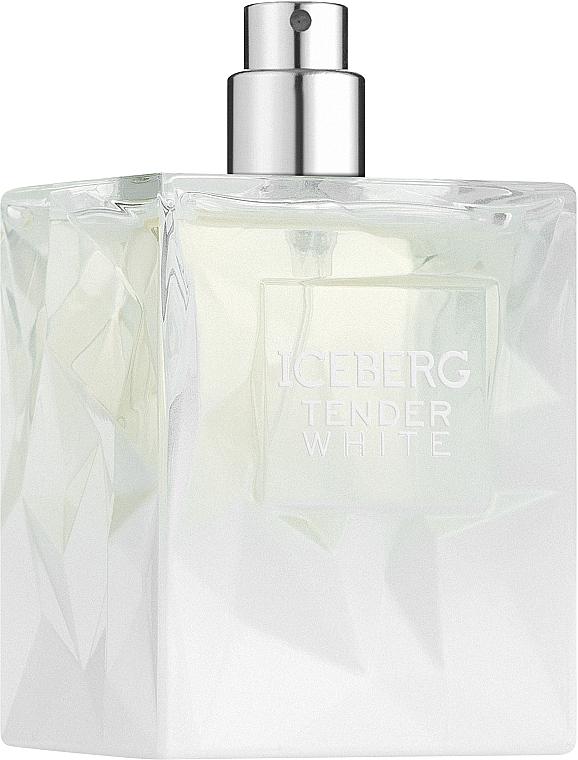 Iceberg Tender White - Туалетна вода (тестер без кришечки) — фото N1