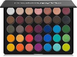 Духи, Парфюмерия, косметика Профессиональная палитра теней 35 цветов, Y35 - Make Up Me