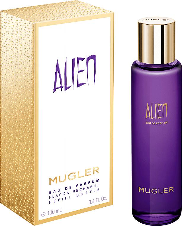 Mugler Alien - Парфюмированная вода (Refill Bottle)