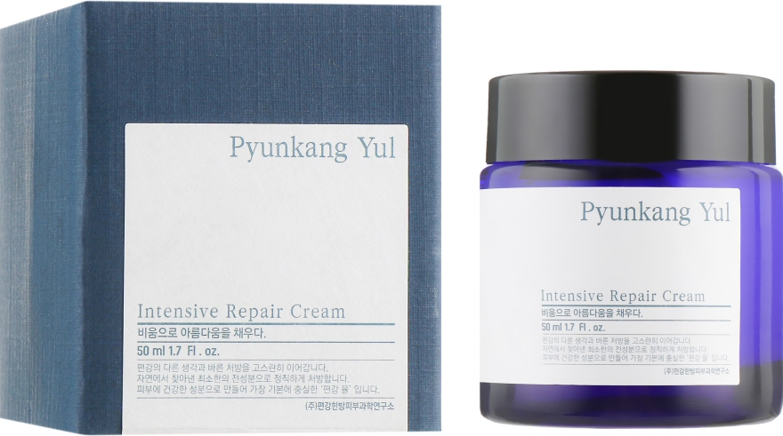 Восстанавливающий крем с маслом ши - Pyunkang Yul Intensive Repair Cream