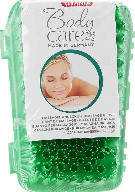 Массажер для тела, антицеллюлитный, зеленый - Titania