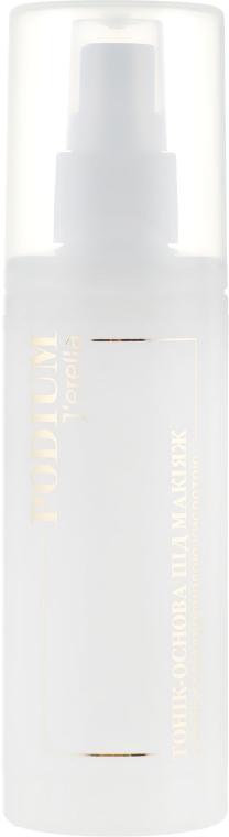 Тоник-основа под макияж с алоэ и гиалуроновой кислотой - J'erelia Podium Tonik