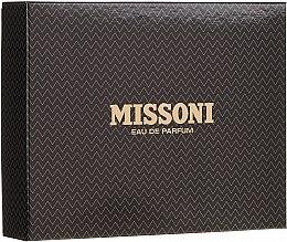 Духи, Парфюмерия, косметика Missoni Parfum Pour Homme - Набор (edp/50ml + sh/gel/50ml + ash/balm/50ml)