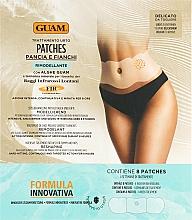 Духи, Парфюмерия, косметика Патчи моделирующие для живота и талии - Guam FIR Body Patches