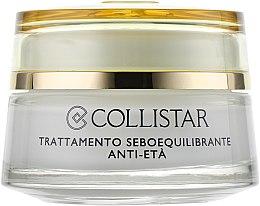 Антивозрастной крем для жирной и комбинированной кожи - Collistar Anti-Age Sebum-Balancing — фото N2