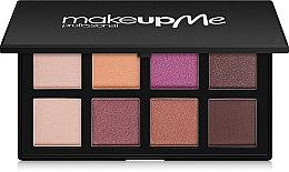 Духи, Парфюмерия, косметика Профессиональная палитра теней 8 цветов, D8 - Make Up Me