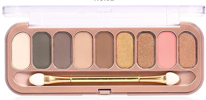Палетка теней для глаз - O.TWO.O 9 Color Eyeshadow Palette