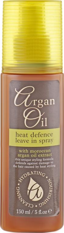 Термозащитный спрей для волос с аргановым маслом - Xpel Marketing Ltd Argan Oil Heat Defence Spray
