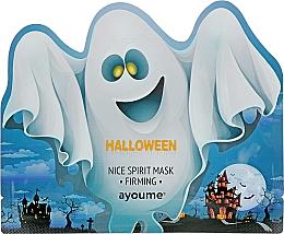 Духи, Парфюмерия, косметика Маска укрепляющая с коллагеном - Ayoume Halloween Nice Spirit Mask Firming