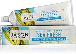 Духи, Парфюмерия, косметика Зубная паста с морскими водорослями - Jason Natural Cosmetics Toothpaste Deep Sea Spearmint