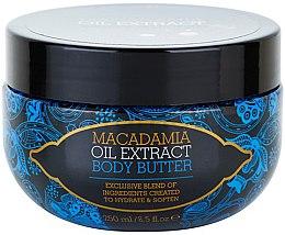 Духи, Парфюмерия, косметика Питательное масло для тела - Xpel Marketing Ltd Macadamia Oil Extract Body Butter