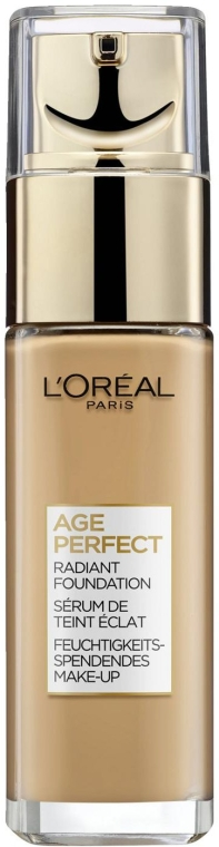 Тональный крем - L'Oréal Paris Age Perfect Radiant Foundation
