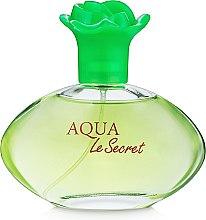 Духи, Парфюмерия, косметика Delta Parfum Aqua Le Secret - Туалетная вода (тестер с крышечкой)