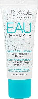 "Набор ""My Water Essentials"" - Uriage Eau Thermale (cr/40 ml+ser/30 ml+eye/cr/15 ml) — фото N4"