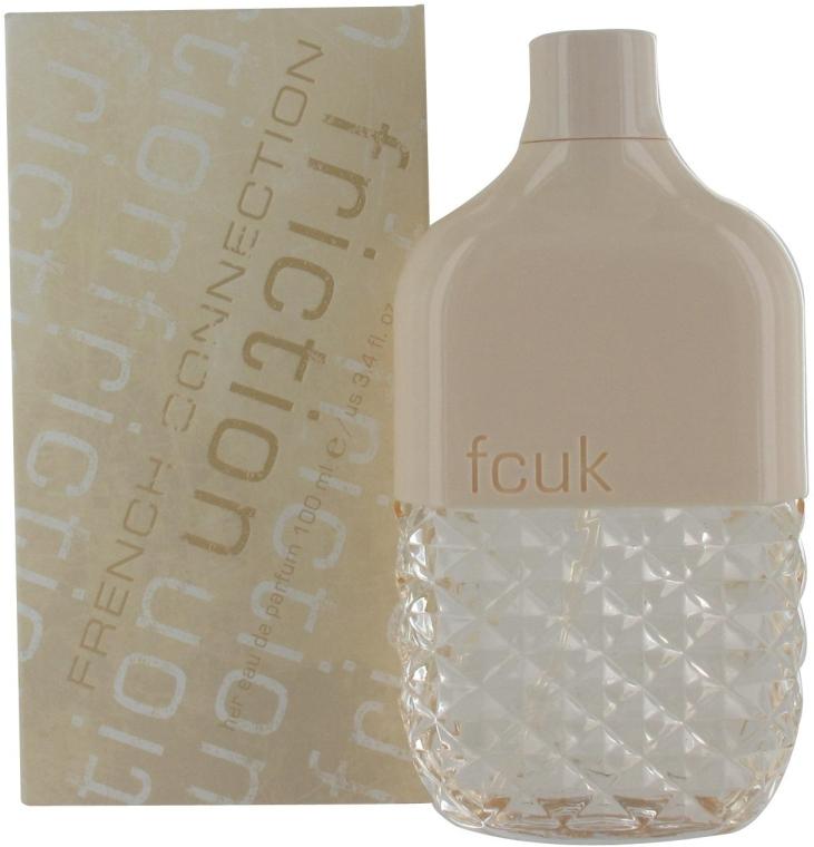 FCUK Friction Her - Парфюмированная вода — фото N1