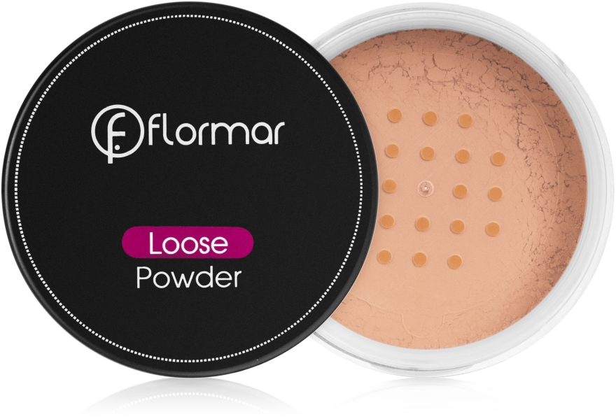 Пудра - Flormar Loose Powder