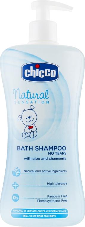 Шампунь-пена для купания - Chicco Natural Sensation  — фото N4
