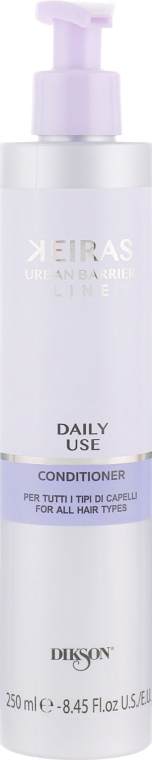 Кондиционер для ежедневного применения для всех типов волос - Dikson Keiras Urban Barrier Daily Use Conditioner