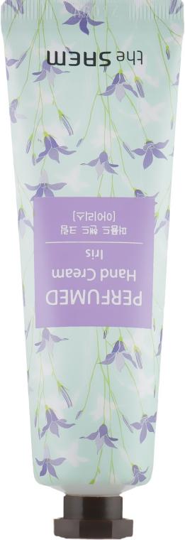 """Крем для рук парфюмированный """"Ирис"""" - The Saem Perfumed Iris Hand Cream"""