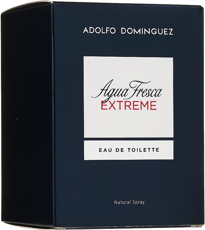 Adolfo Dominguez Agua Fresca Extreme - Туалетная вода