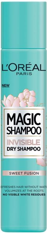 """Сухой шампунь для волос """"Сладкая мечта"""" - L'Oreal Paris Magic Shampoo"""