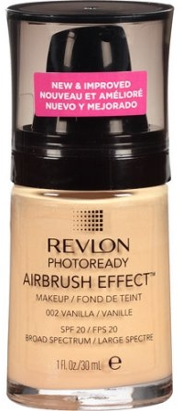 Тональный крем - Revlon Photoready Airbrush Effect Makeup