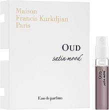 Духи, Парфюмерия, косметика Maison Francis Kurkdjian Oud Satin Mood - Парфюмированная вода (пробник)