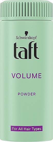 "Стайлинг-пудра для волос ""Объем"" - Taft True Volume 3 — фото N1"