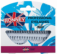 Духи, Парфюмерия, косметика Набор пучковых ресниц - Ronney Professional Eyelashes 00036