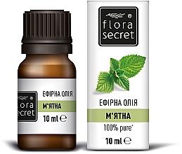 Духи, Парфюмерия, косметика Эфирное масло мяты перечной - Flora Secret