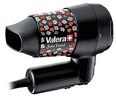Духи, Парфюмерия, косметика Фен для волос 553.02EW, черный - Valera Swiss Travel 1200 Edelweiss