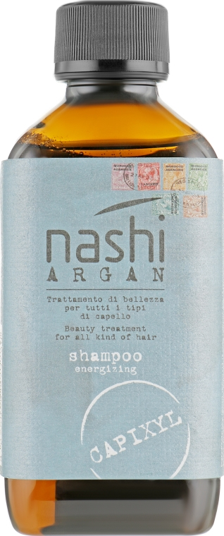 Шампунь энергетический - Nashi Argan Capyxil Shampoo