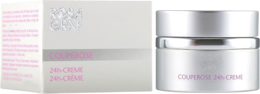 Антикуперозный крем для лица - Rosa Graf Couperose Creme