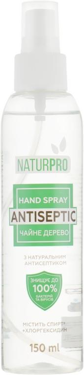 "Антисептик для рук ""Чайное дерево"" - NaturPro"