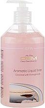 Духи, Парфюмерия, косметика Ароматическое чувственное мыло широкого использования - Mon Platin DSM Aromatic Liquid Soap