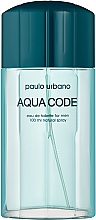 Духи, Парфюмерия, косметика Delta Parfum Paulo Urbano Aqua Code - Туалетная вода