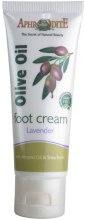 Духи, Парфюмерия, косметика Крем для ног с экстрактом лаванды - Aphrodite Lavender Foot Cream