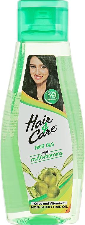 Масло-кондиционер для укрепления волос с листьями Ним и Тулси, фруктовыми витаминами и маслом оливы - Biofarma Hair&Care