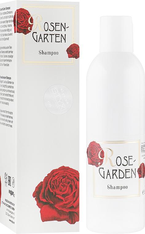 "Шампунь ""Розовый сад"" - Styx Naturcosmetic Rosengarten Shampoo"