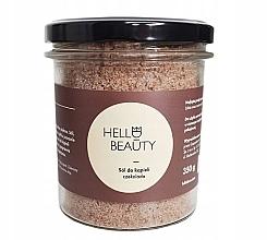 Духи, Парфюмерия, косметика Соль для ванн с шоколадом - Lullalove Hello Beauty