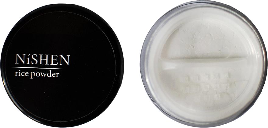 Пудра рисовая рассыпчатая - Nishen Rise Powder